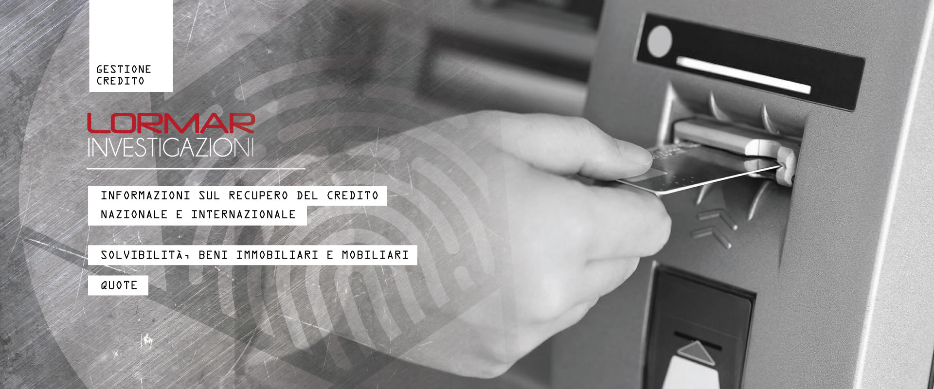 Lormar Investigazioni Velletri